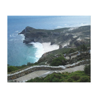 View from Cape Point Canvas Print