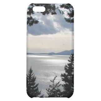 View From Chuckanut Drive iPhone 5C Covers