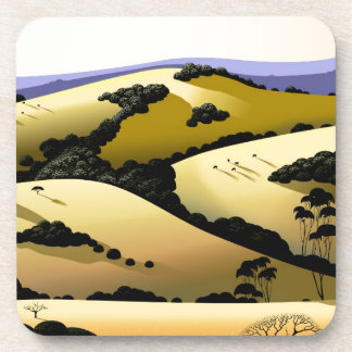 View From Grant Ranch High Rez.jpg Drink Coaster