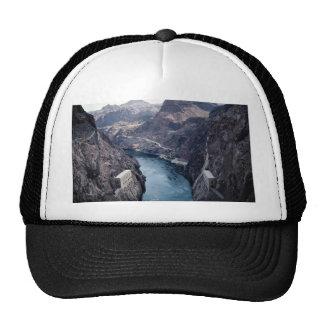 View from Hoover Dam, Nevada/Arizona, USA Cap