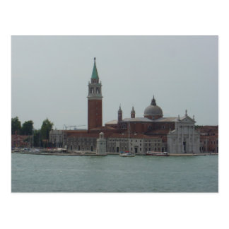 View from Inside Doges Palace, Venice 3 Postcard