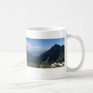 View from Koprowa Pass, Tatras Coffee Mug
