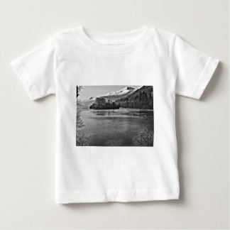 view from loch tay highlands scotland t-shirts