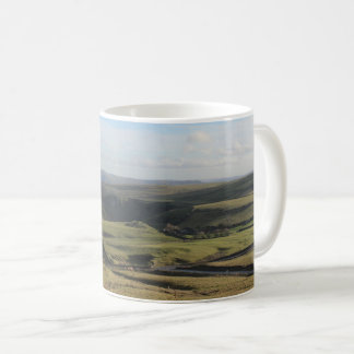 View from Mam Tor.(Peak District) Coffee Mug