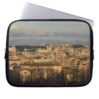 View From Manfredi Lighthouse, Gianicolo Hill, 2 Laptop Sleeve
