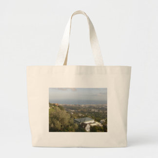 View from Mijas, Spain Bag