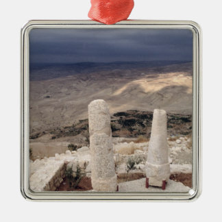 View from Mount Moses Christmas Ornament