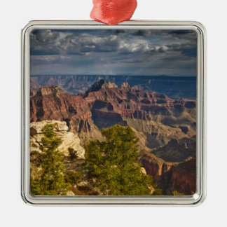 View from North Rim Visitor Center - Grand Ornaments