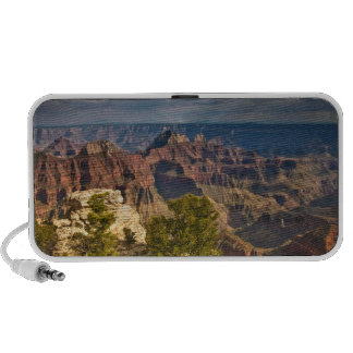 View from North Rim Visitor Center - Grand Travelling Speaker