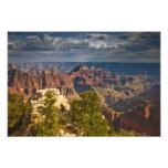 View from North Rim Visitor Centre - Grand