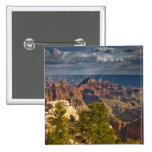 View from North Rim Visitor Centre - Grand Badge