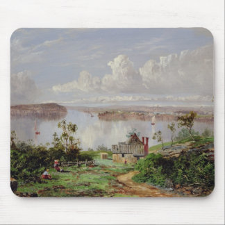 View From Onions Port, Sydney Mouse Mat