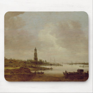 View from Rhenen Mouse Pad