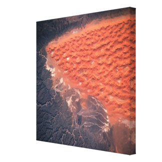 View from Space 2 Gallery Wrap Canvas