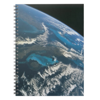 View from Space 4 Note Books