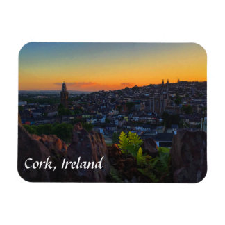 View from St. Patrick's Hill, Cork Ireland Magnet