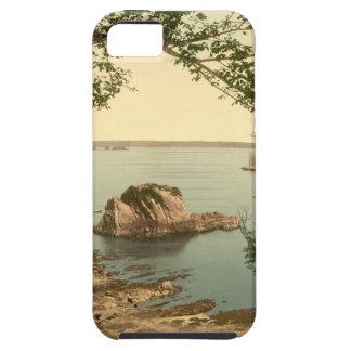 View from Tenby, Pembrokeshire, Wales Tough iPhone 5 Case