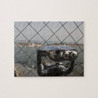 View from the Campanile, San Giorgio Maggiore, Jigsaw Puzzle