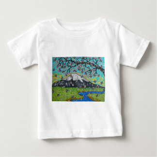 View from the Cherry Tree Baby T-Shirt