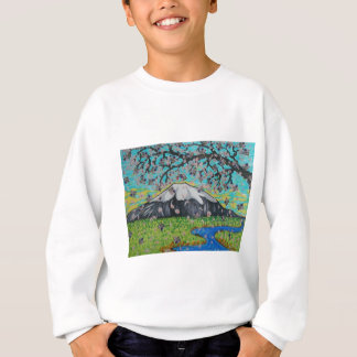 View from the Cherry Tree Sweatshirt