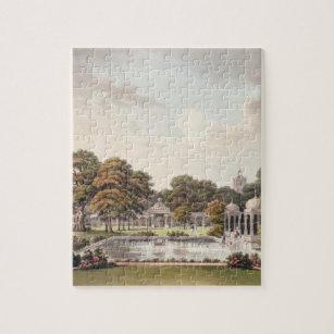 Brighton jigsaw puzzles for Garden pavilion crossword clue