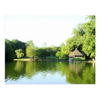 View from the Gazebo Postcard