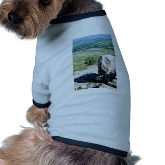 View From The Hittite Capital Of Hattushas Doggie T-shirt