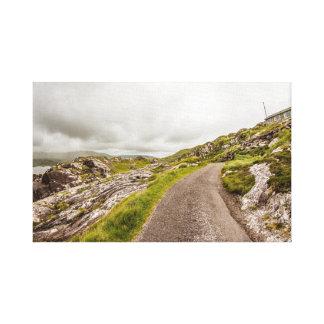 """View from the Irish Coast"" wall art"