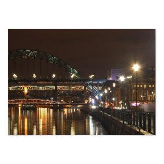 View from The Millennium Bridge Invitation