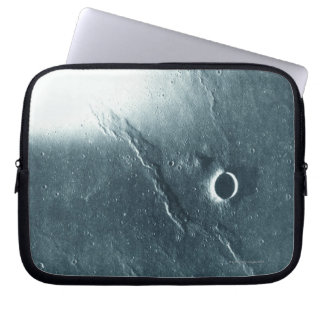 View from the Moon Laptop Sleeve