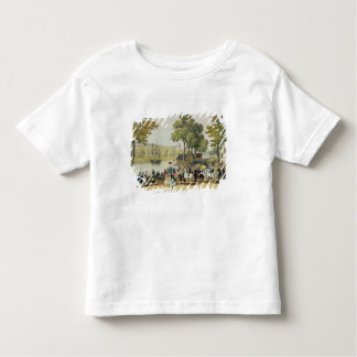 View from the North Bank of the Serpentine, 1851 Toddler T-Shirt