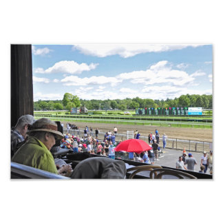 View from the Owner's Box Photographic Print