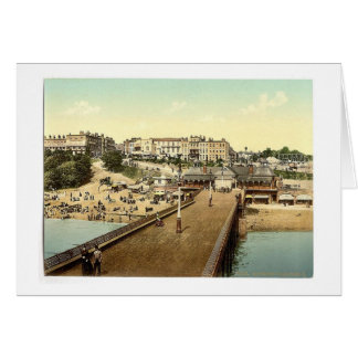 View from the pier, II., Southend-on-Sea, England Card