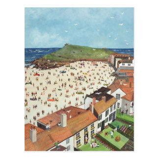 View from the Tate Gallery St. Ives Postcard