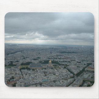 View from the top mouse pads