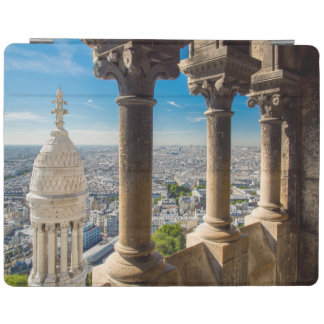 View from the top of Basilique du Sacre Coeur iPad Cover