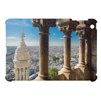 View from the top of Basilique du Sacre Coeur iPad Mini Covers