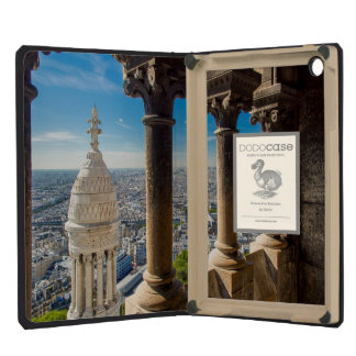 View from the top of Basilique du Sacre Coeur iPad Mini Retina Covers