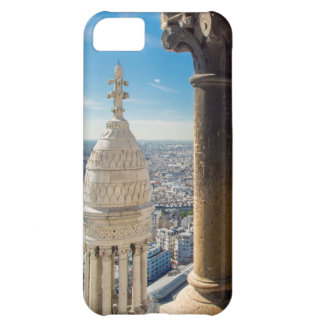 View from the top of Basilique du Sacre Coeur iPhone 5C Case