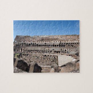View from the upper gallery. 2 jigsaw puzzle
