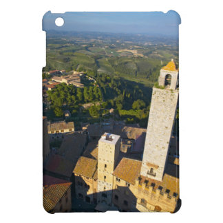 View From Tower, San Gimignano, Siena, Tuscany Cover For The iPad Mini