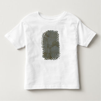 View in New St. Peter's in Rome Toddler T-Shirt