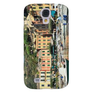 view in Portofino Samsung Galaxy S4 Cases