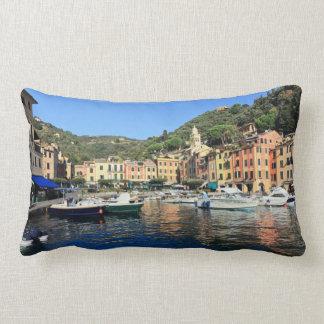 view in Portofino Throw Pillows