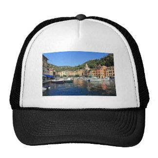 view in Portofino Mesh Hats