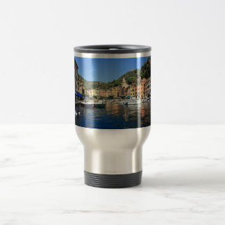 view in Portofino Mugs