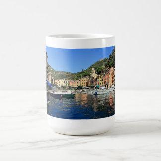 view in Portofino Coffee Mugs