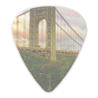 View looking South - West from Manhattan Acetal Guitar Pick