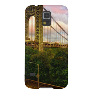 View looking South - West from Manhattan Galaxy S5 Cases