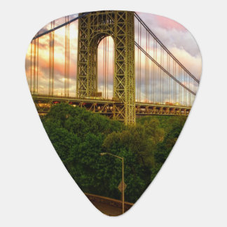 View looking South - West from Manhattan Guitar Pick